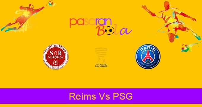 Prediksi Bola Reims Vs PSG 23 Januari 2020
