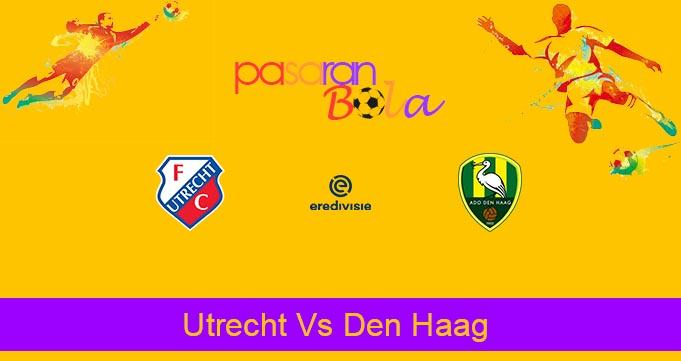Prediksi Bola Utrecht Vs Den Haag 25 Januari 2020
