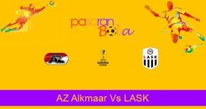 Prediksi Bola AZ Alkmaar Vs LASK 21 Februari 2020