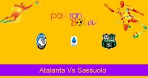 Prediksi Bola Atalanta Vs Sassuolo 23 Februari 2020