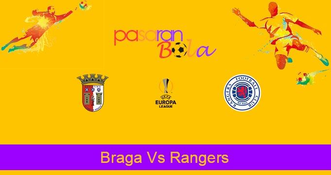 Prediksi Bola Braga Vs Rangers 27 Februari 2020