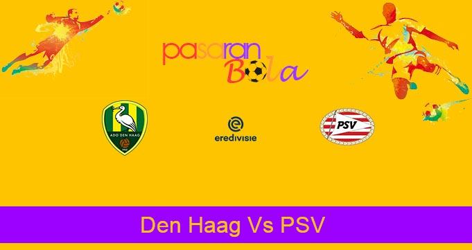 Prediksi Bola Den Haag Vs PSV 16 Februari 2020
