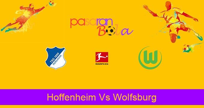 Prediksi Bola Hoffenheim Vs Wolfsburg 15 Februari 2020