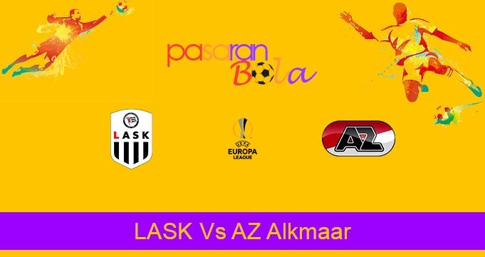 Prediksi Bola LASK Vs AZ Alkmaar 28 Februari 2020