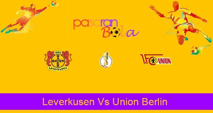 Prediksi Bola Leverkusen Vs Union Berlin 5 Maret 2020
