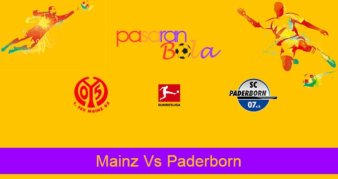 Prediksi Bola Mainz Vs Paderborn 29 Februari 2020