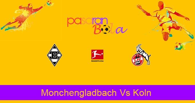 Prediksi Bola Monchengladbach Vs Koln 9 Februari 2020