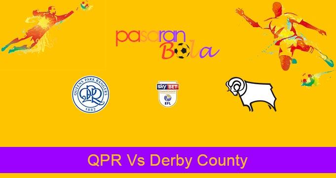 Prediksi Bola QPR Vs Derby County 26 Februari 2020