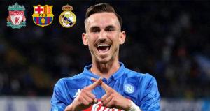Fabian Ruiz Di Incar Tiga Klub Besar Eropa