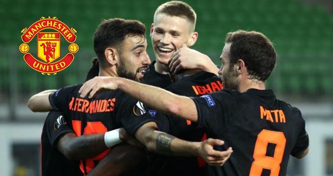 Juan Mata Merasa Klop Dengan Bruno Fernandes
