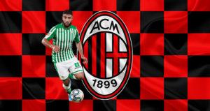 Nabil Fekir Calon Pemain Baru AC Milan