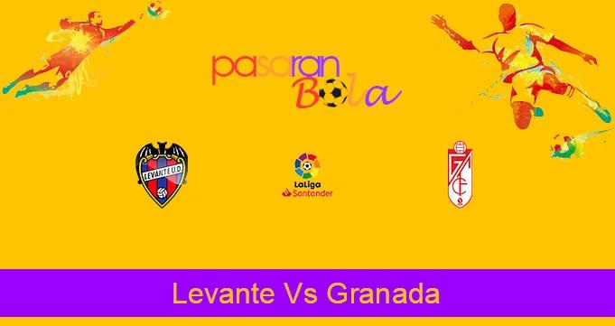 Prediksi Bola Levante Vs Granada 8 Maret 2020
