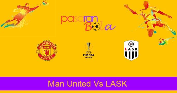 Prediksi Bola Man United Vs LASK 20 Maret 2020