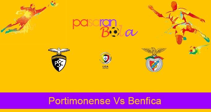 Prediksi Bola Portimonense Vs Benfica 22 Maret 2020