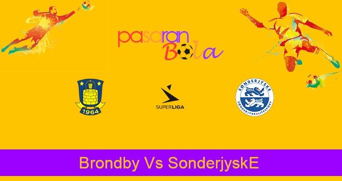 Prediksi Skor Brondby Vs SonderjyskE 17 Maret 2020
