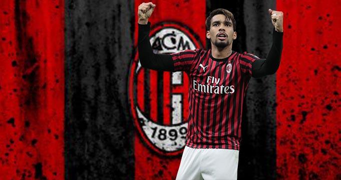 AC Milan Di Minta Bersabar Dengan Lucas Paqueta