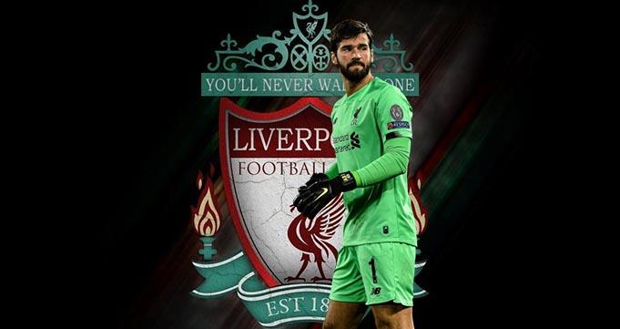 Alisson Sembuh Dari Cedera Kabar Bagus Bagi Liverpool