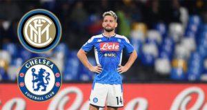 Dries Mertens Jadi Rebutan Inter Milan Dan Chelsea