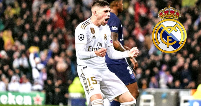 Federio Valverde Membuat Zidane Lupakan Paul Pogba