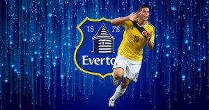 James Rodriguez Lebih Tertarik Ke Everton