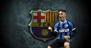 Lautaro Martinez Di Beri Kontrak Panjang Oleh Barca