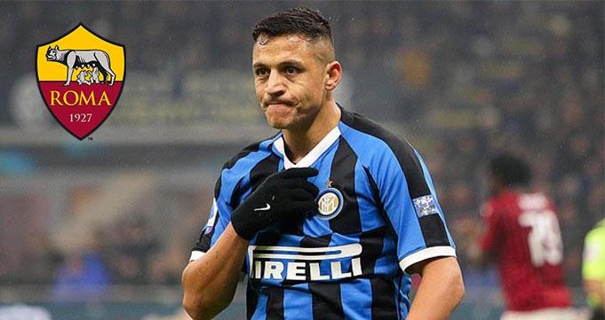 AS Roma Juga Tertarik Rekrut Alexis Sanchez