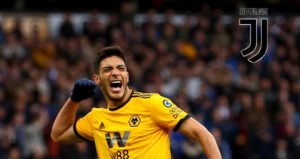 Juventus Ikut Incar Bomber Meksiko Raul Jimenez