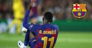 Ousmane Dembele Siap Dipinjamkan Barcelona