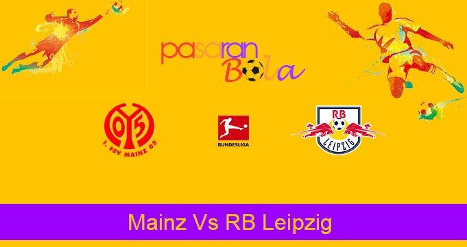 Prediksi Bola Mainz Vs RB Leipzig 24 Mei 2020