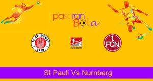 Prediksi Bola St Pauli Vs Nurnberg 17 Mei 2020