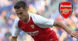 The Gunners Ikut Dalam Perburuan Sergio Reguilon