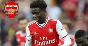 Arsenal Percaya Bukayo Saka Bakal Bertahan