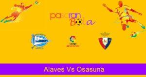 Prediksi Bola Alaves Vs Osasuna 25 Juni 2020
