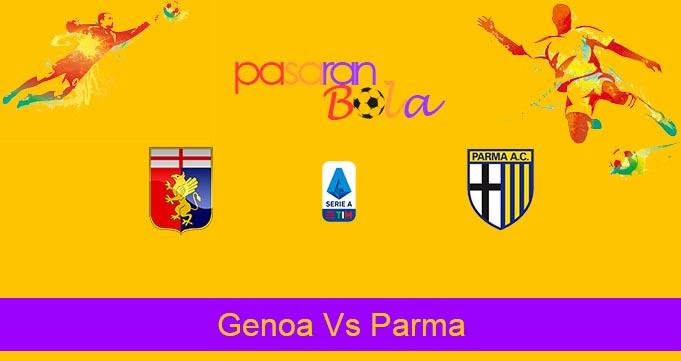 Prediksi Bola Genoa Vs Parma 24 Juni 2020