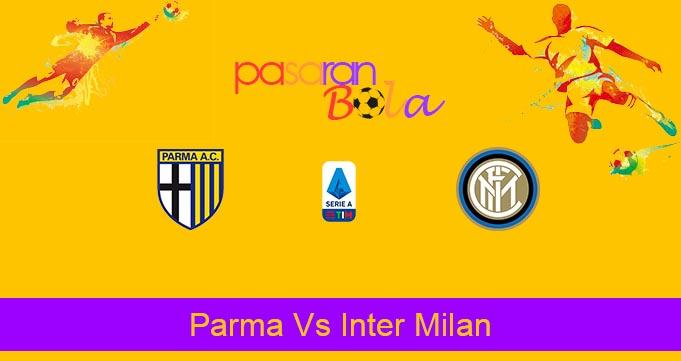 Prediksi Bola Parma Vs Inter Milan 29 Juni 2020