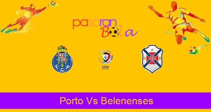Prediksi Bola Porto Vs Belenenses 6 Juli 2020
