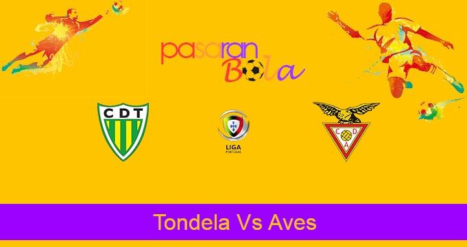 Prediksi Bola Tondela Vs Aves 12 Juni 2020