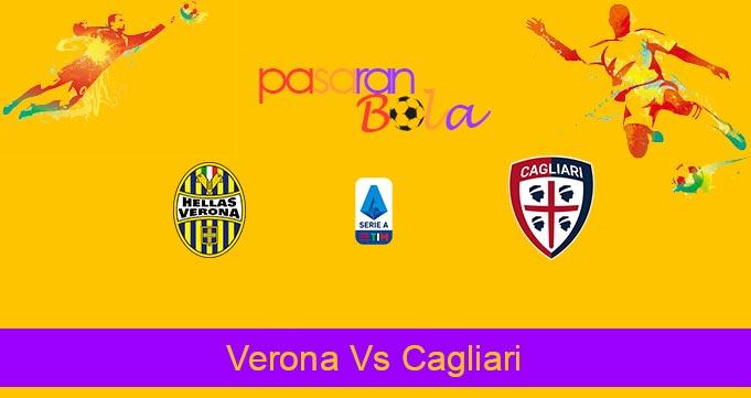 Prediksi Bola Verona Vs Cagliari 21 Juni 2020