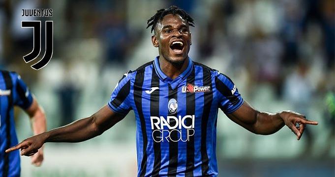 Juventus Coba Rekrut Striker Atalanta Duvan Zapata