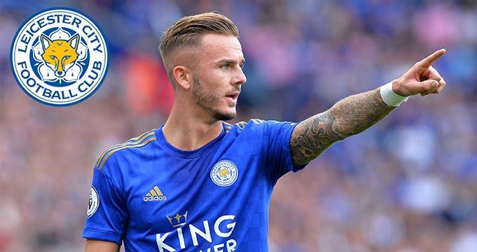Maddison Resmi Perpanjang Kontrak Di Leicester