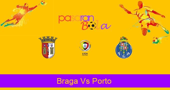 Prediksi Bola Braga Vs Porto 26 Juli 2020