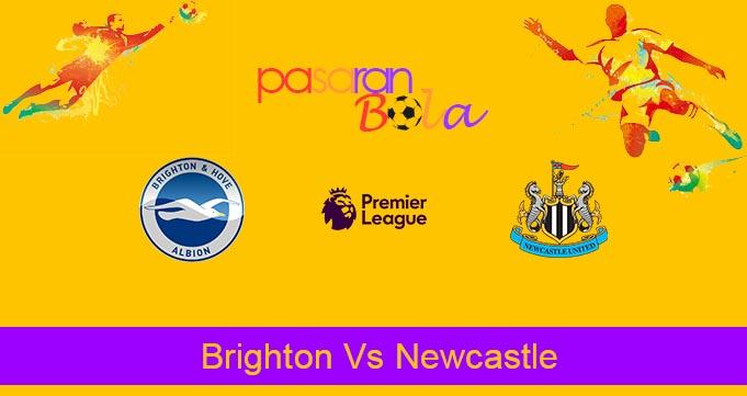 Prediksi Bola Brighton Vs Newcastle 21 Juli 2020