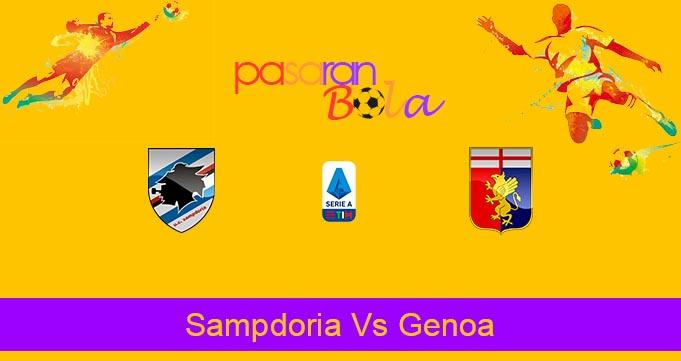 Prediksi Bola Sampdoria Vs Genoa 23 Juli 2020