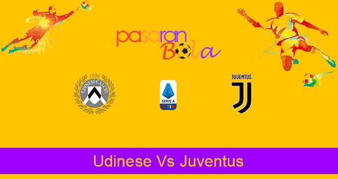 Prediksi Bola Udinese Vs Juventus 24 Juli 2020