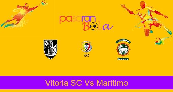 Prediksi Bola Vitoria SC Vs Maritimo 20 Juli 2020