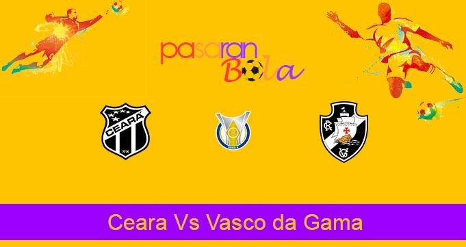 Prediksi Bola Ceara Vs Vasco da Gama 21 Agustus 2020