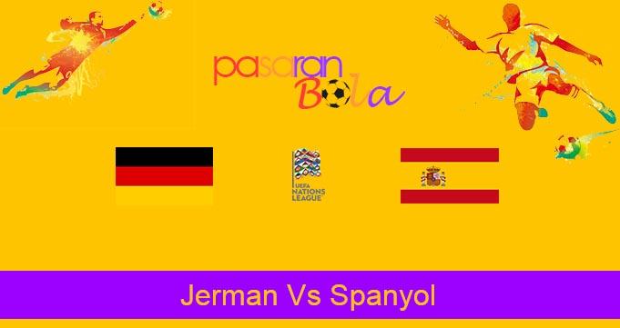 Prediksi Bola Jerman Vs Spanyol 4 September 2020