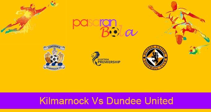 Prediksi Bola Kilmarnock Vs Dundee United 29 Agustus 2020