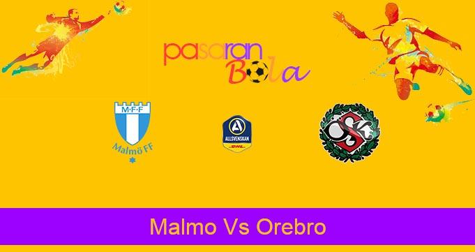 Prediksi Bola Malmo Vs Orebro 13 Agustus 2020