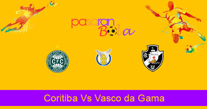 Prediksi Bola Coritiba Vs Vasco da Gama 21 September 2020